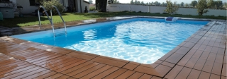 pool after renovation