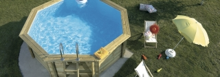 Above-ground pools